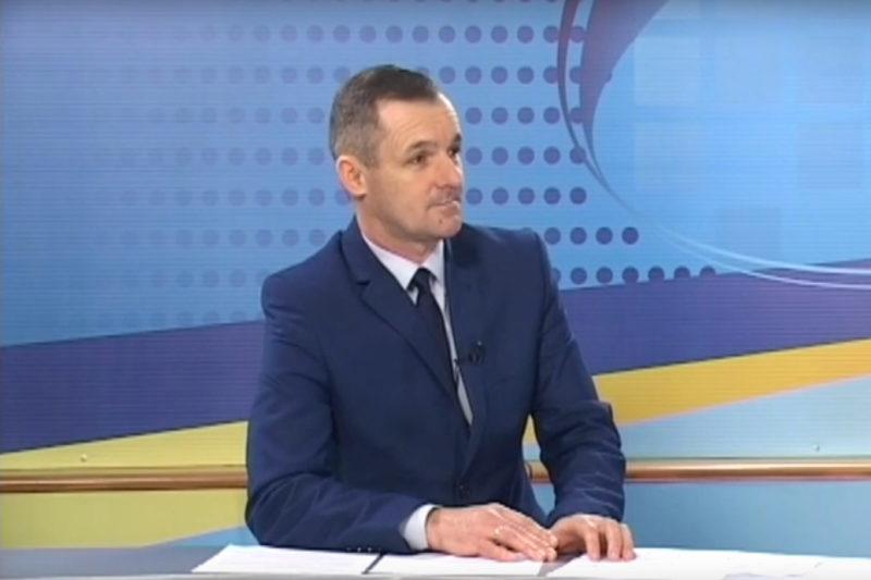 Гість телестудії - Віталій Матешко (ВІДЕО)