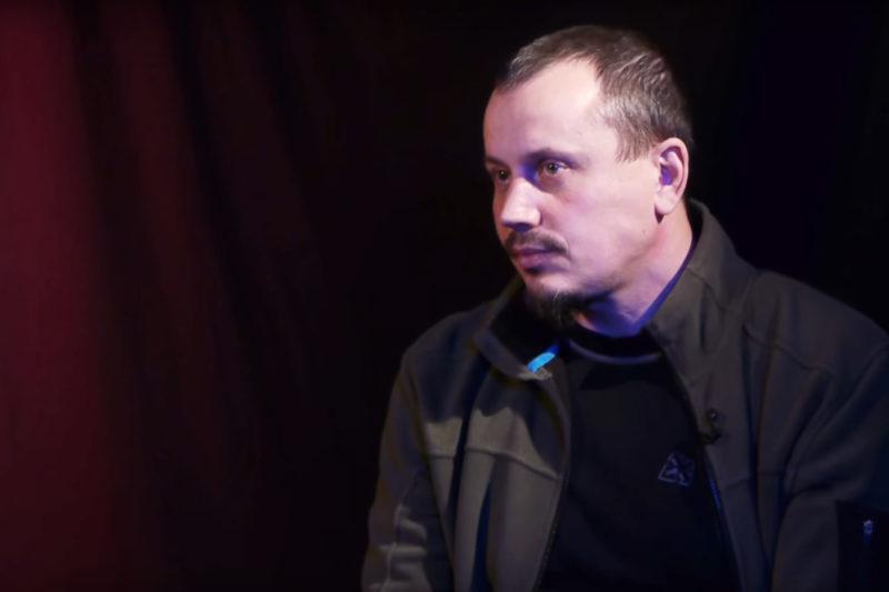 Парамедик, капелан Сергій Мороз (ВІДЕО)