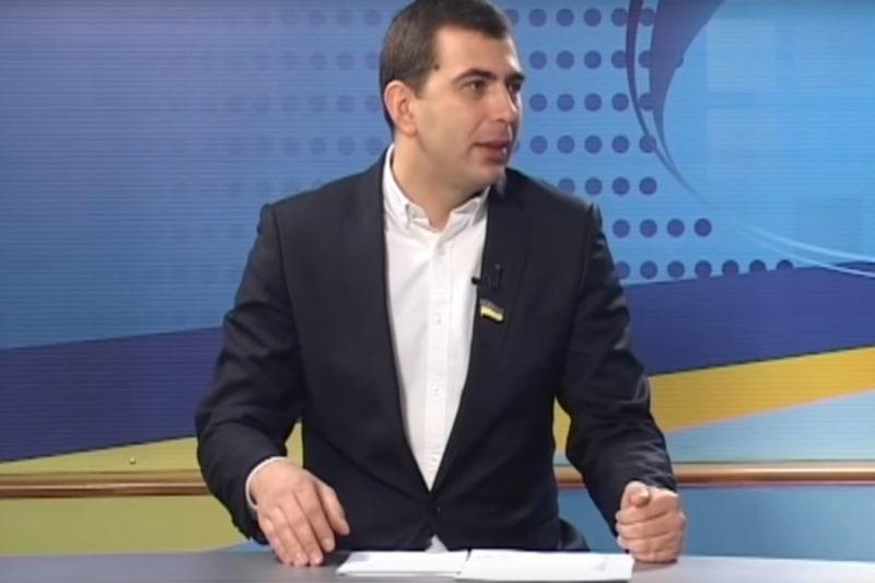 Гість студії - депутат міськради Володимир Олійник (ВІДЕО)