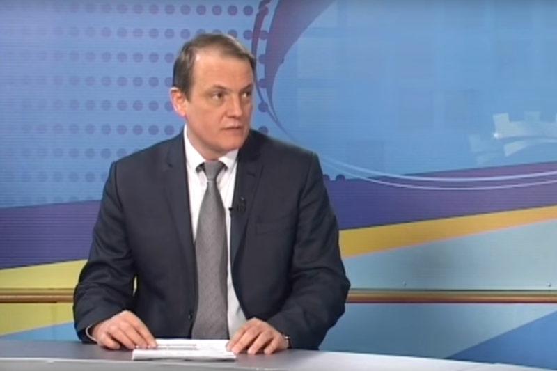 Гість телестудії - Любомир Слободян (ВІДЕО)