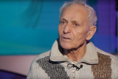 Іван Файчак, легкоатлет-ветеран (ВІДЕО)