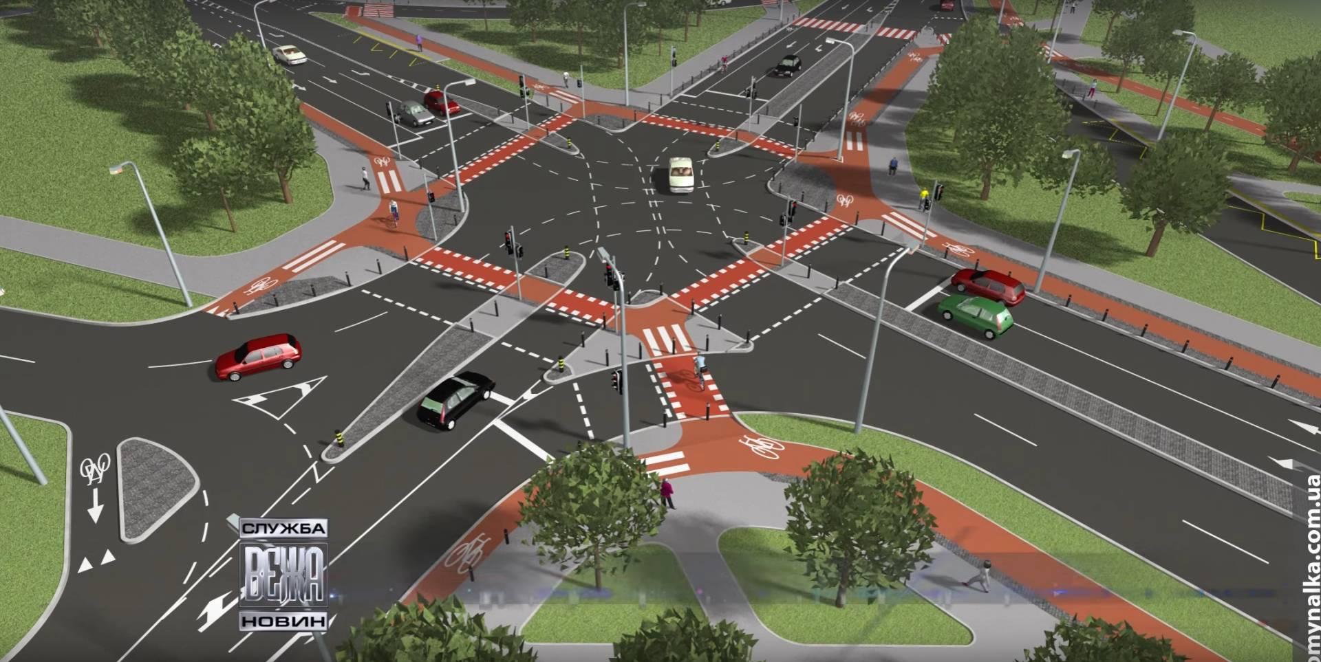 Рівні права для всіх учасників дорожнього руху та безпека (ВІДЕО)