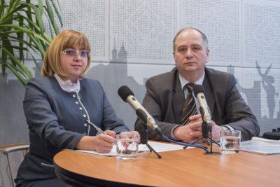 Ігор Сливінський та Ірина Харко (АУДІО)