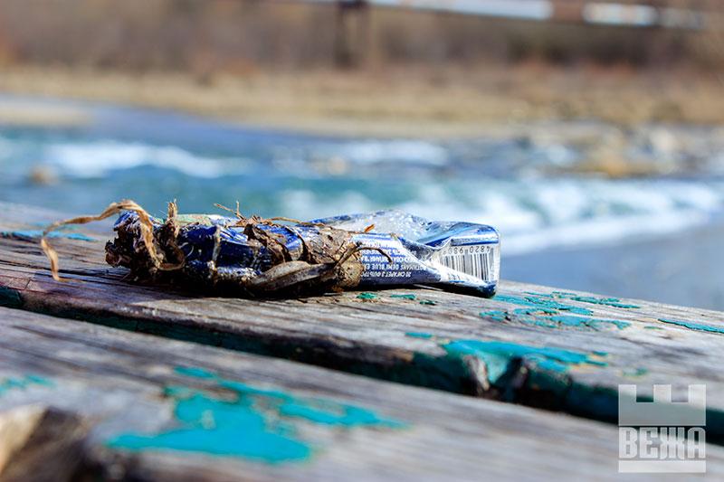 Як після зими виглядають береги річок та озер Івано-Франківська? (ФОТО)