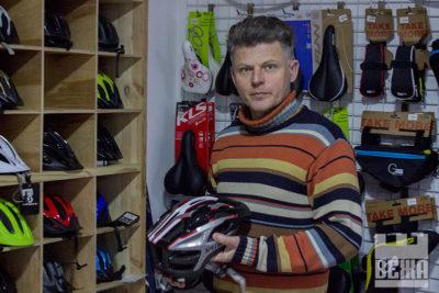 Юрій Літвішко: «Велосипед – це свобода»