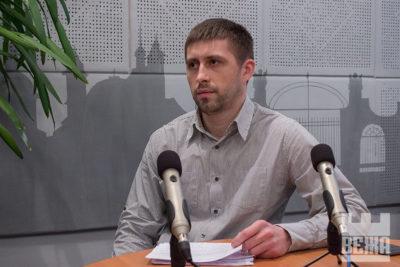 Лікар-нарколог обласного наркологічного диспансеру Олег Стапай (АУДІО)