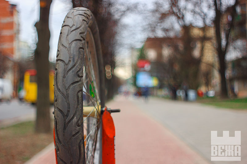 Наскільки Франківськ пристосований для велосипедистів? (ФОТО)