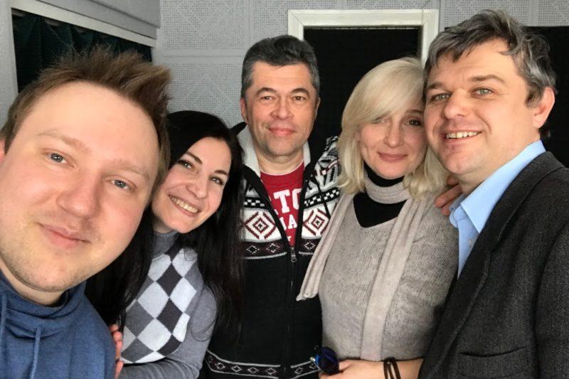 Інеса Іваницька, Сергій Супрун та Андрій Савка (АУДІО)