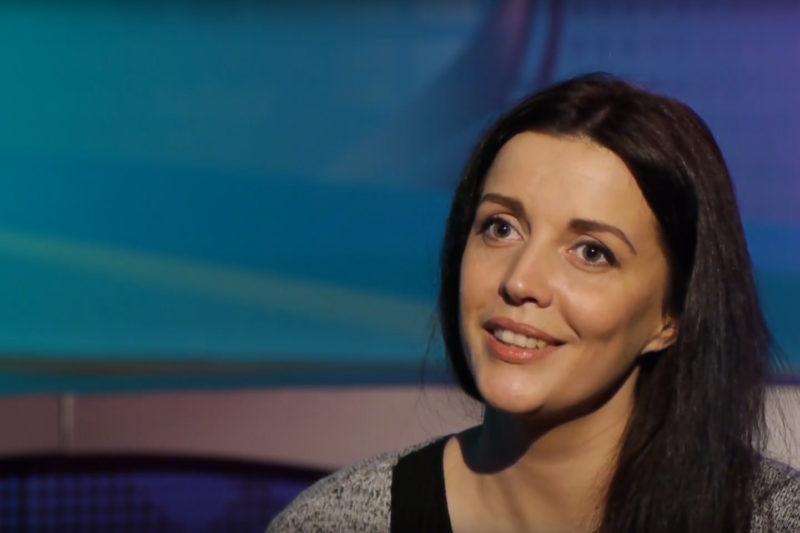 Надія Левченко, акторка театру та кіно (ВІДЕО)