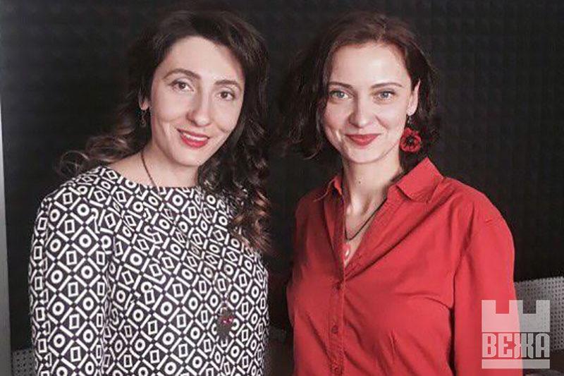 Олена Тараріна, арт-терапевт (АУДІО)