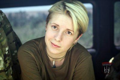 Яна Зінкевич: «Я маю здобути вільну і незалежну Україну»
