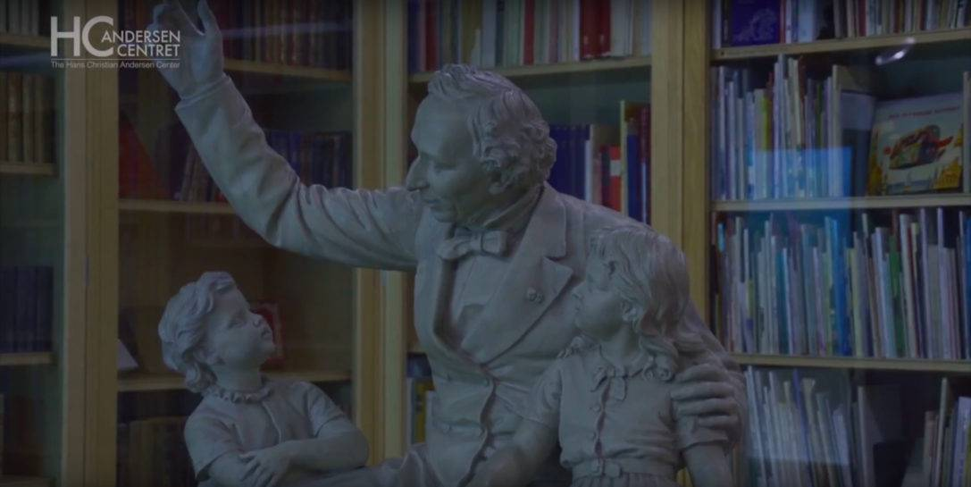 """""""ART.ПерсонА"""". Ганс Крістіан Андерсен. Казкар (ВІДЕО)"""