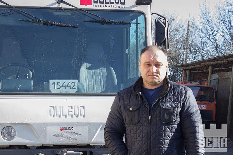 Віталій Бурко: «Наразі, наше завдання – ліквідація аварійної ямковості»