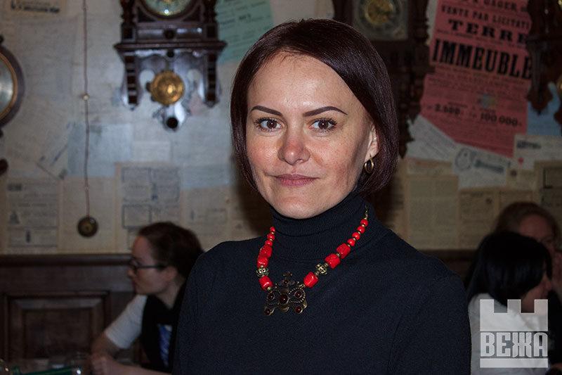 Журналіст та письменниця Роксолана Сьома (АУДІО)