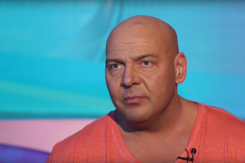 """Роман Матіяш, учасник гурту """"Фантом-2"""" (ВІДЕО)"""