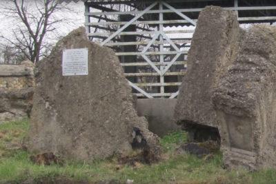 Про єврейське кладовище (ВІДЕО)