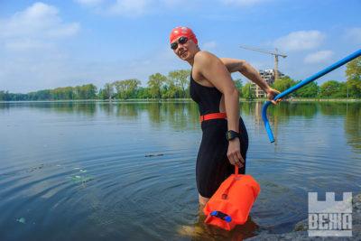 Марія Крестьянська: «Я буду першою українкою, котра перепливе Ла-Манш»