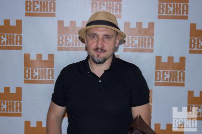 Сергій Фоменко (Фома),  лід-вокаліст українського фолк-рок-гурту «Мандри» (АУДІО)