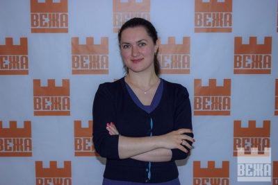 """Голова організації """"Молода Просвіта"""" Євгенія Бардяк (АУДІО)"""