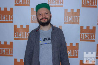 "Марко Галаневич, учасник гуртів ""ДахаБраха"" та ""OY Sound System"" (АУДІО)"