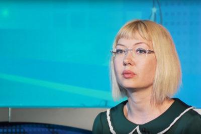Наталія Щерба, письменниця-фантаст (ВІДЕО)