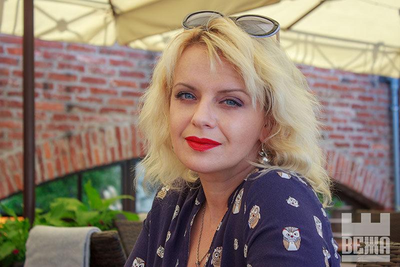 Ірма Вітовська: «Розділяючись між двома мовами, актор губить свій фах»