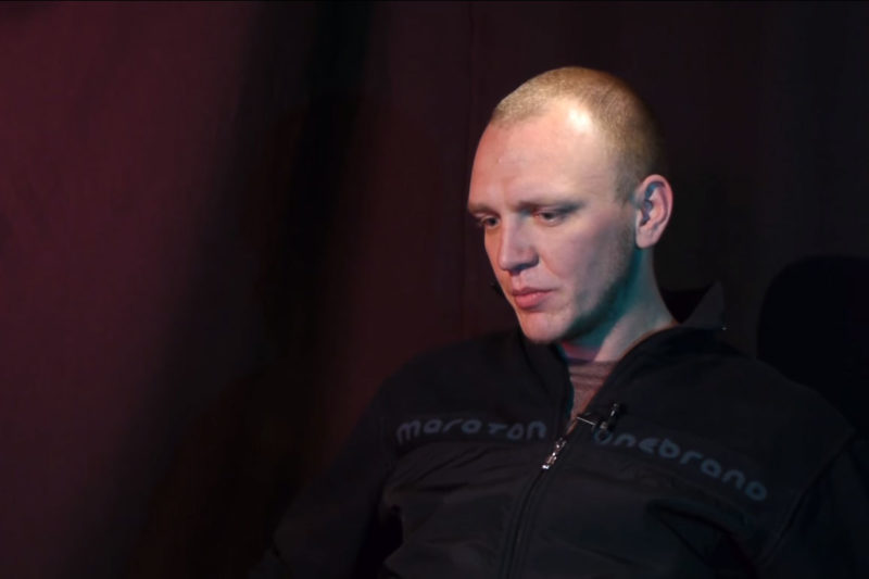Боєць 79 аеромобільної бригади Андрій Ремезов (ВІДЕО)