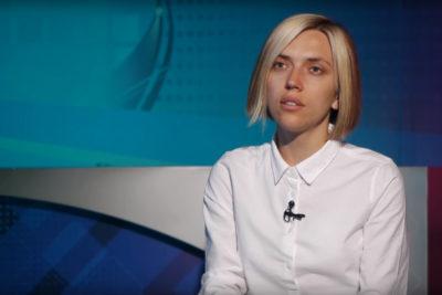 Надія Парфан, режисерка, кураторка, активістка (ВІДЕО)