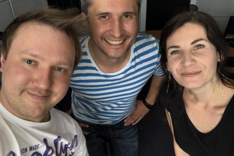 """Віктор Винник – лідер гурту """"Мері"""" (АУДІО)"""