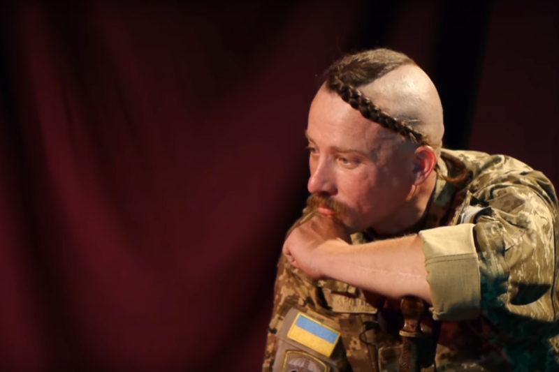 Ігор Чернецький, боєць АТО (ВІДЕО)