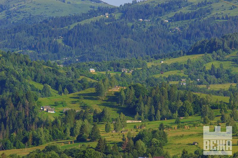 Пейзажі Карпат: п'ять причин провести вікенд в горах (ФОТО)