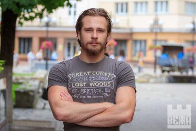 Юрій Вихованець: «Моїми улюбленими фільмами були «Гладіатор» та «Хоробре серце», а зараз я і сам стану героєм історичного бойовика»