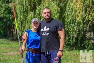"Василина Бєлова: ""На змаганнях я не дивлюсь на суперниць. Перш за все, працюю над своїм результатом"""