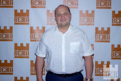 Міський голова м. Долина Володимир Гаразд (АУДІО)
