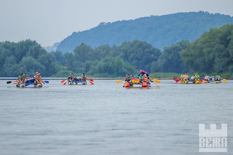 Активний відпочинок: Подорож Дністровським каньйоном (ФОТО)