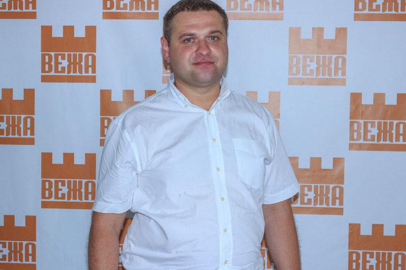 Начальник головного територіального управління юстиції в області Андрій Гайда (АУДІО)