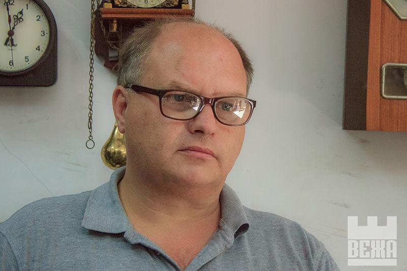 Олег Яцейко: «Годинникарство - справа для душі»