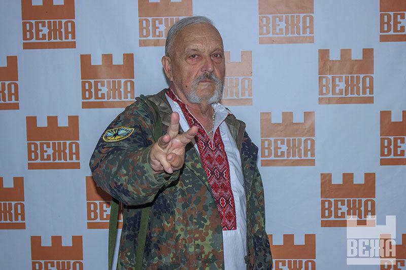 Євген Дзюба, громадський ативіст з Луганщини (АУДІО)