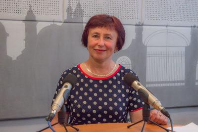 Заступниця голови Більшівцівської Об'єднаної Територіальної Громади Марія Щепанська (АУДІО+ВІДЕО)