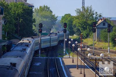 Романтика івано-франківського вокзалу (ФОТО)