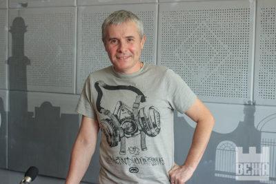 "Костянтин Грубич, телеведучий, автор книги ""Смачна країна"" (АУДІО)"