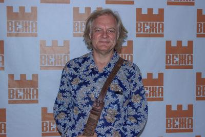 """Браєн Черевик, лідер канадського гурту """"The Kubasonics"""" (АУДІО)"""
