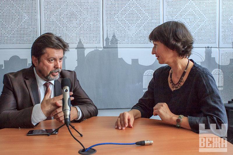 Ігор Смаль, директор Департаменту Івано-Франківської міської ради (АУДІО)