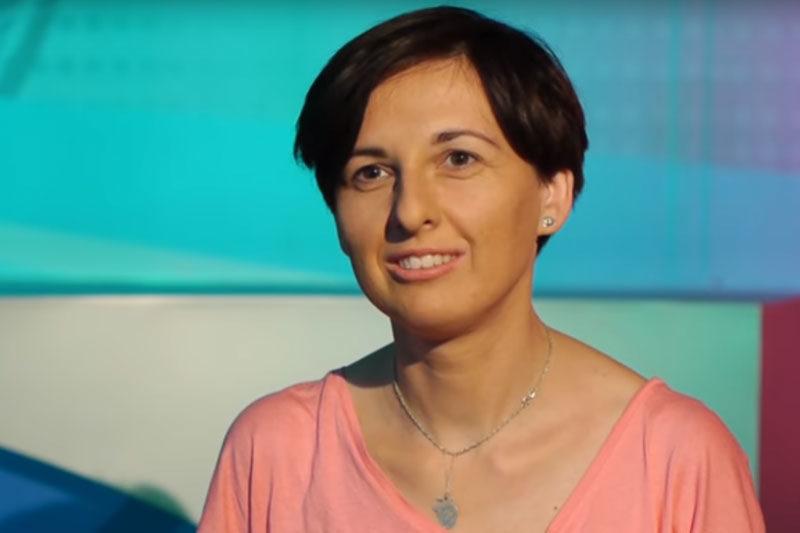 Настя Станко, журналіст (ВІДЕО)