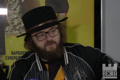 """Дзідзьо: """"Тільки лінощі заважають українцям знімати кіно"""""""