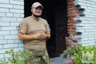 """Олег """"Хома"""" Лук'янчук, 21 рік, до війни був студентом (ВІДЕО)"""