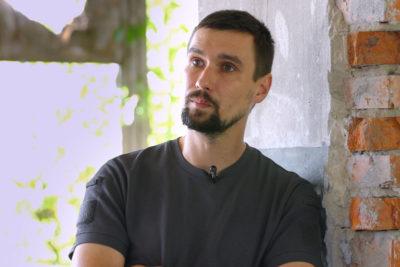 """Юрій """"Художник"""" Титоренко, 34 роки, байкер, дизайнер (м.Тернопіль) (ВІДЕО)"""