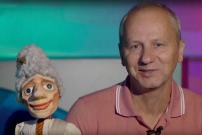 Ростилсав Котерлін, художник-лялькар (ВІДЕО)