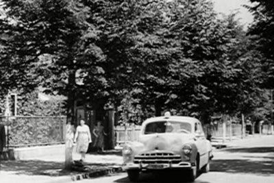 Прикарпатська художниця (1955), фестиваль (1957) та лікар у горах (1958) (ВІДЕО)