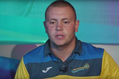 Валентин Коваль, чемпіон Європи з регбі (ВІДЕО)